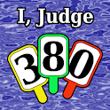 I, Judge – Lite logo