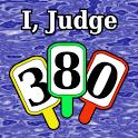 I, Judge – Lite logo
