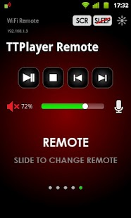 WiFi Remote- screenshot thumbnail