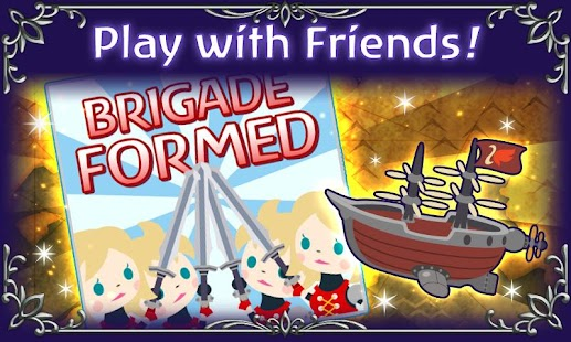 FINAL FANTASY AIRBORNE BRIGADE - screenshot thumbnail
