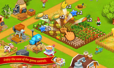Farm Town:Happy City Day Story 1.64 screenshot 206214