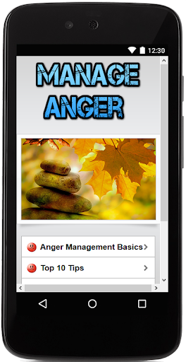 How To Deal With Anger