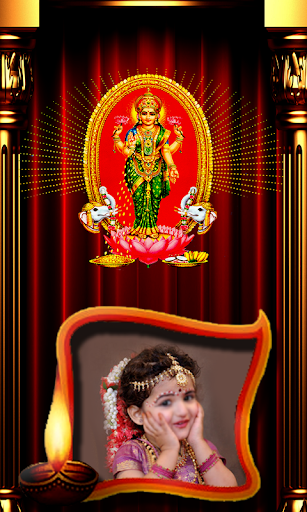 Lakshmi Devi Photo Frames