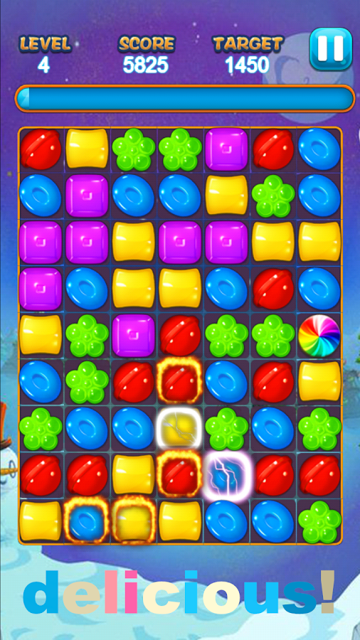 Candy Blitz - screenshot