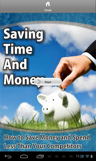 Saving Time and Money