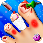 Game Toe Nail Doctor – Fun Games APK for Windows Phone