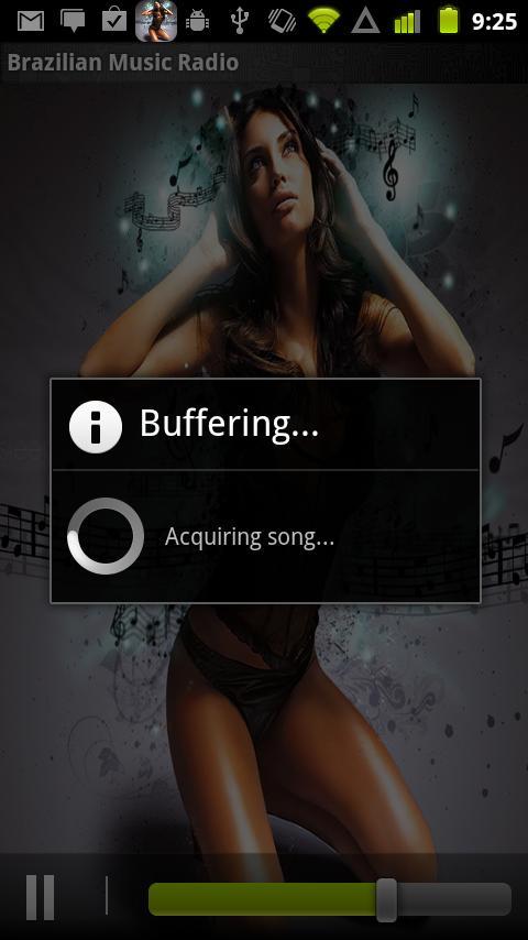 Brazilian Music Radio- screenshot