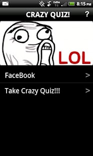Crazy Quiz! - screenshot thumbnail