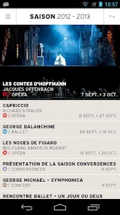 Opéra national de Paris - screenshot thumbnail