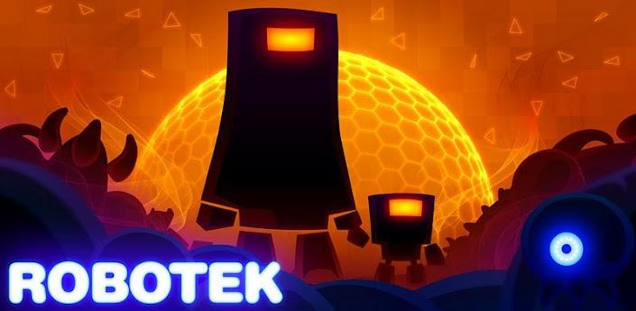 Скачать игру Robotek на Android