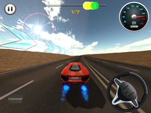 Desert Racing Simulator 3D