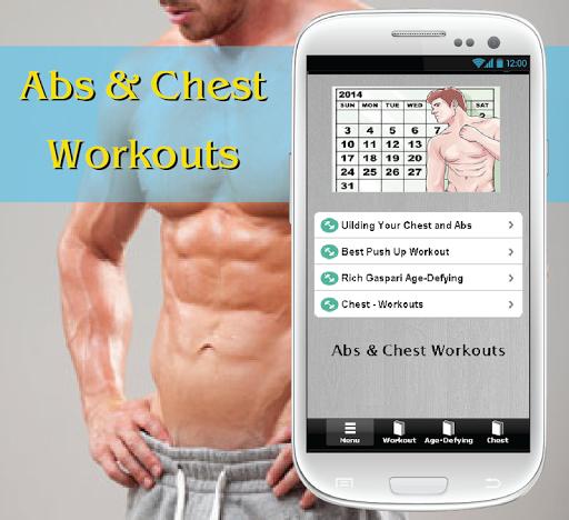 玩免費健康APP|下載ABS和胸部鍛煉 app不用錢|硬是要APP