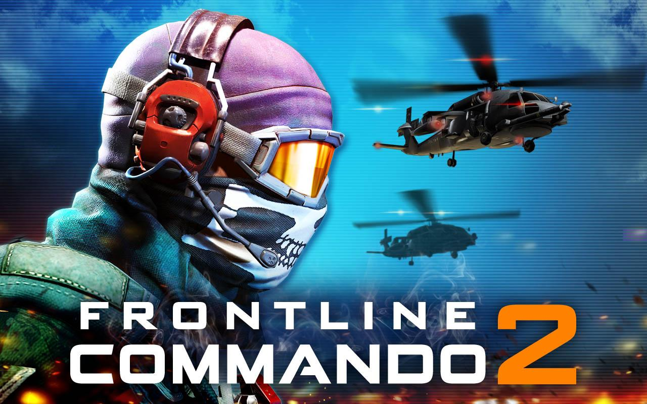 FRONTLINE COMMANDO 2 - screenshot