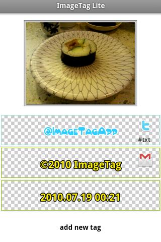 ImageTag - Tag Your Images - screenshot