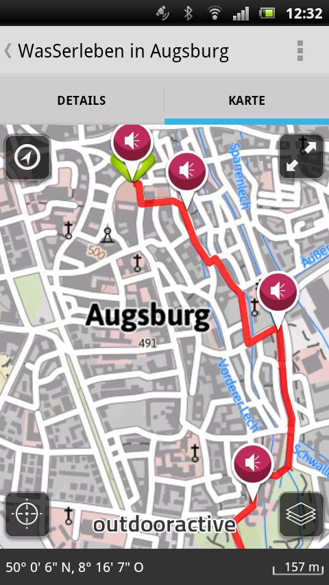 Bayerisch-Schwaben-Lauschtour- screenshot