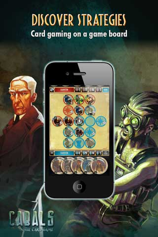 Cabals Trading Card Game (TCG) - screenshot
