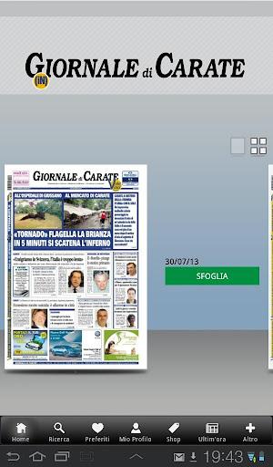 Giornale di Carate
