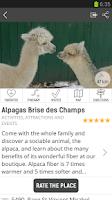 Screenshot of Official Laurentians Guide