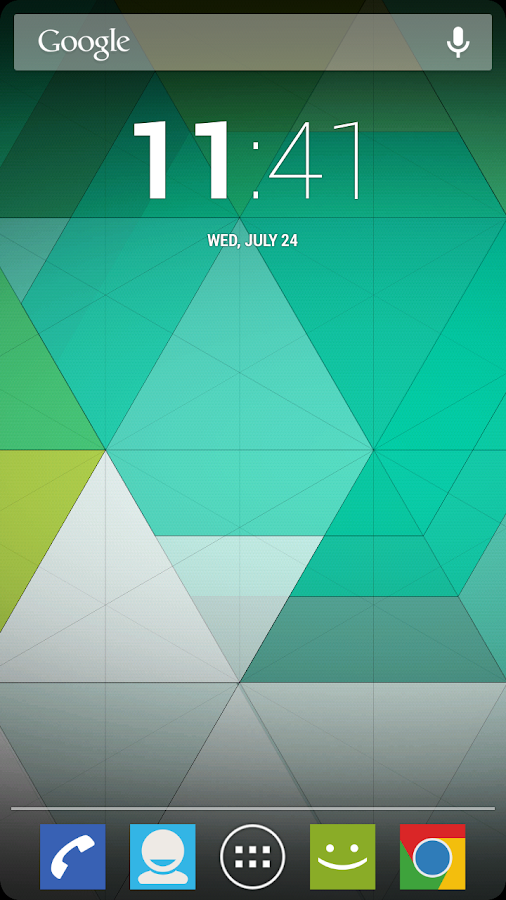 Shape Swap LWP - screenshot