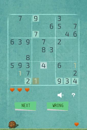 Speed Sudoku