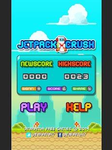 Jetpack Crush Saga - screenshot thumbnail