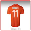 Netherlands Jersey Pack zooper icon