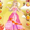 Princess dress up games logo