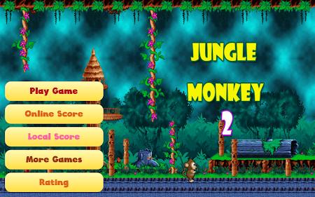 Jungle Monkey 2 2.3 screenshot 638936