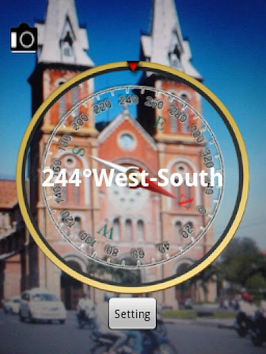 【免費工具App】Compass pro-APP點子