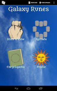 Galaxy Runes - screenshot thumbnail