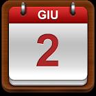 Italia Calendario 2016 icon