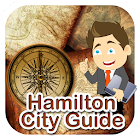 Hamilton City guide icon