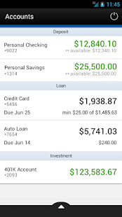 SAFE Credit Union - screenshot thumbnail