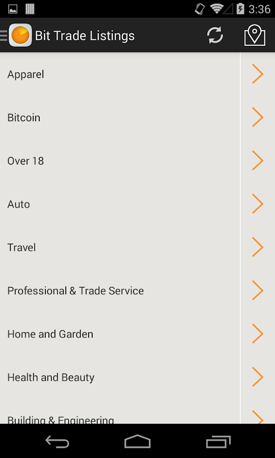 BitScan Bitcoin Directory- screenshot