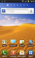 Screenshot of DeskNotifier Free