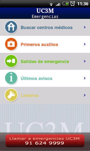 UC3M Emergencias