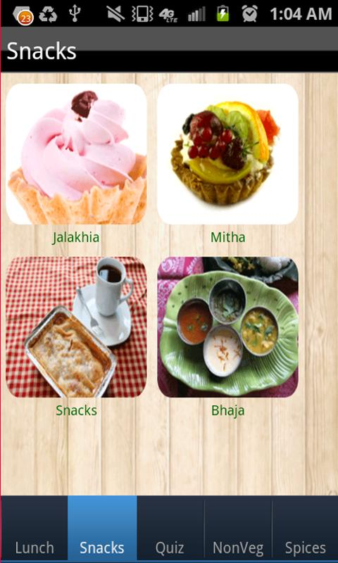 Odisha Recipes - screenshot