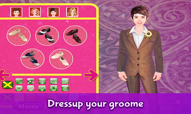 Fashion Wedding – Wedding Game - screenshot
