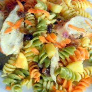 Curry Pasta Salad