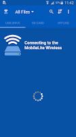 Screenshot of Kingston MobileLite