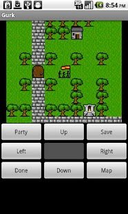 Gurk, the 8-bit RPG- screenshot thumbnail