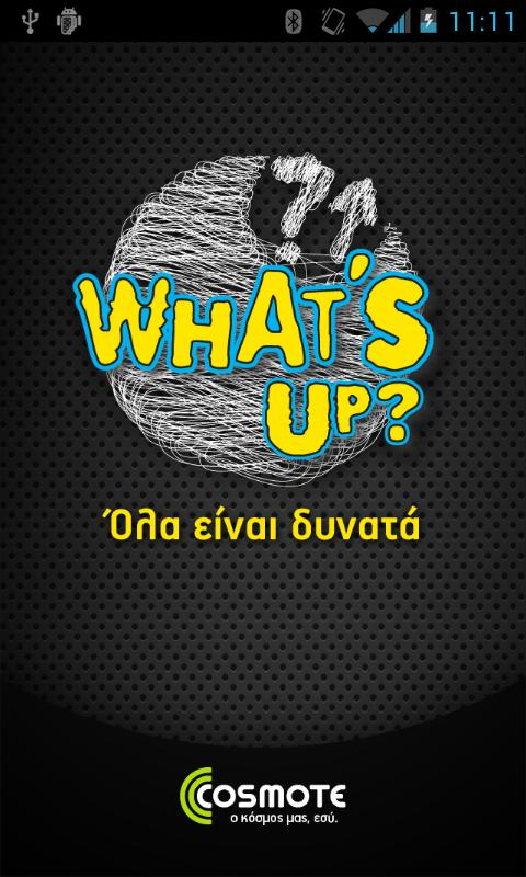 What's Up - screenshot