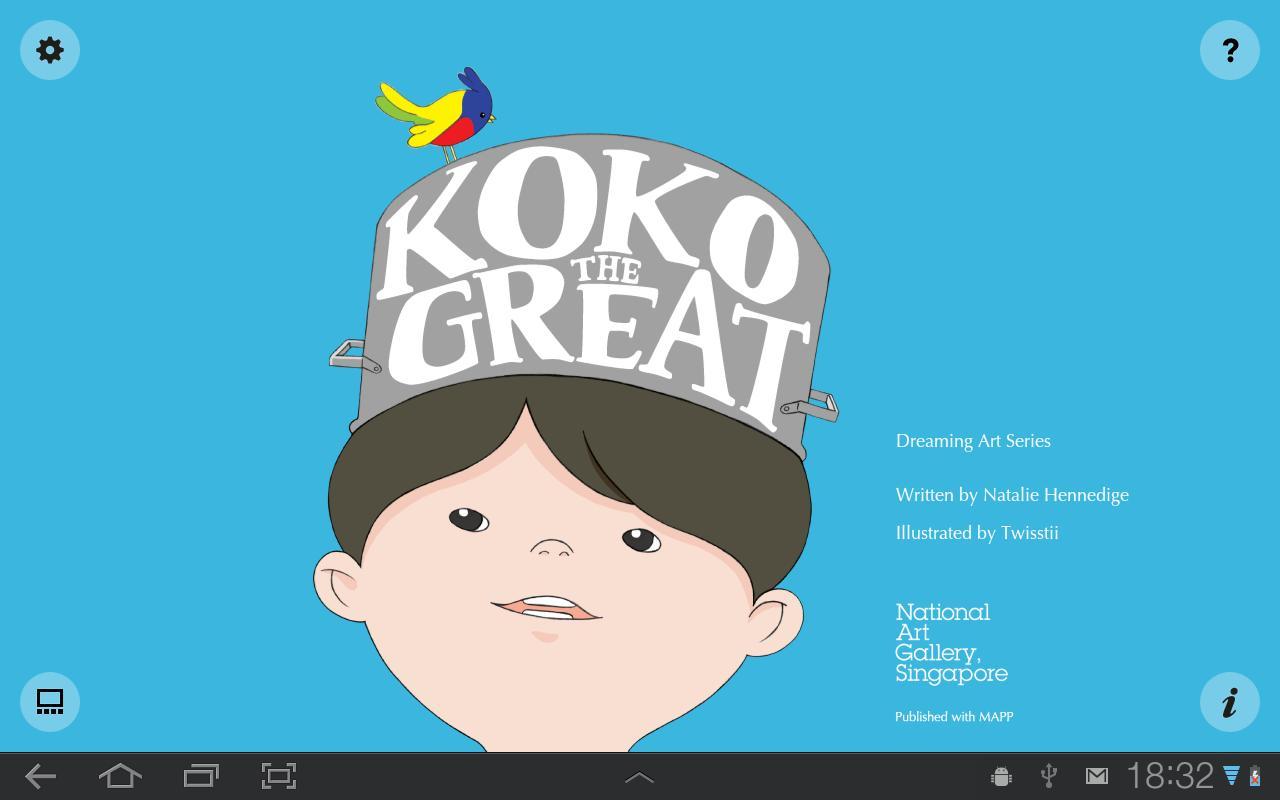 Koko the Great- screenshot