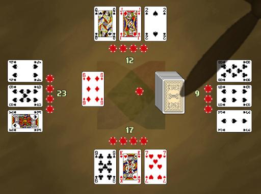 Азо карточная игра