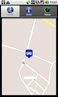 Screenshot of Where is my car
