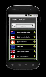 Currency Exchange Pro - screenshot thumbnail
