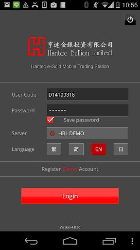Hantec e-Gold