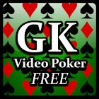 GKproggy Video Poker Free icon