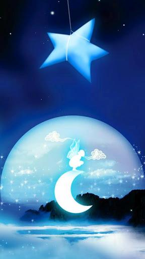 blue star live wallpaper