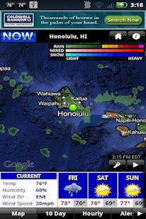 Hawaii News NOW WeatherNOW - screenshot thumbnail
